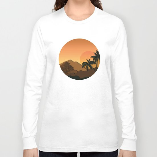 My Nature Collection No. 9 Long Sleeve T-shirt