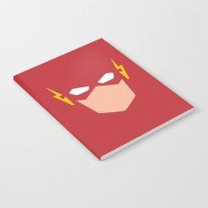 Flash Superhero Notebook