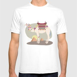 Camel Egypt T-shirt