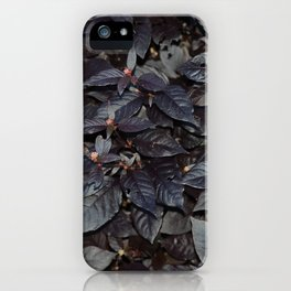 #19 iPhone Case