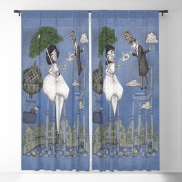 Alice So Tall Blackout Curtain