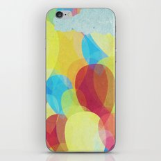 Happy Sky iPhone & iPod Skin