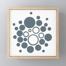 Pattern IIb Framed Mini Art Print