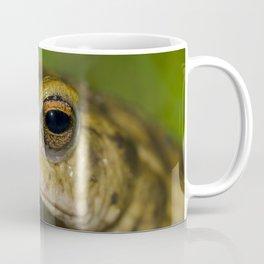 Frog posing Coffee Mug