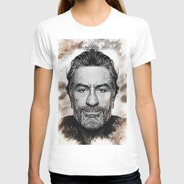 Robert De Niro - Caricature T-shirt