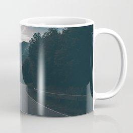 Road #Trees Coffee Mug