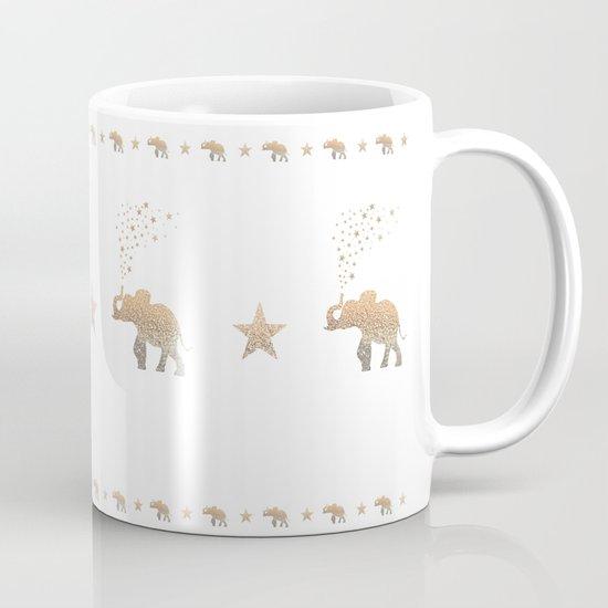 GOLD ELEPHANT Mug