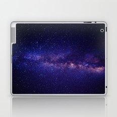 Purple Galaxy Laptop & iPad Skin