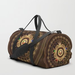 Gathering the Five Fractal Colors of Magic Duffle Bag