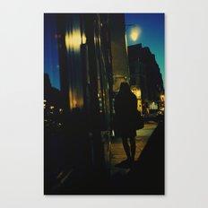 Dark Hour Canvas Print