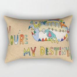 You are my destiny Rectangular Pillow