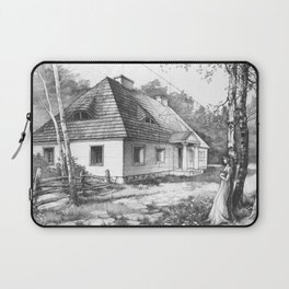 Traditional Polish Mansion Laptop Sleeve