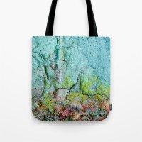 atlas Tote Bags featuring Atlas by Angela Fanton