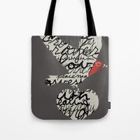 spiritual Tote Bags featuring Spiritual Gifts by ecclesiahouston
