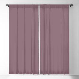 Portland Evening ~ Light Plum Blackout Curtain