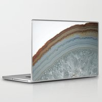 agate Laptop & iPad Skins featuring Agate by CAROL HU