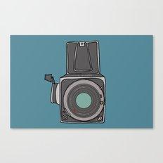 Hasselblad Canvas Print