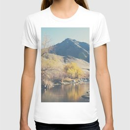 down by the river ... T-shirt