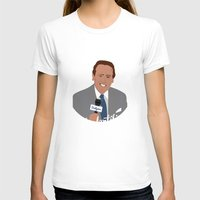 scully T-shirts featuring Vin Scully by Eric J. Lugo