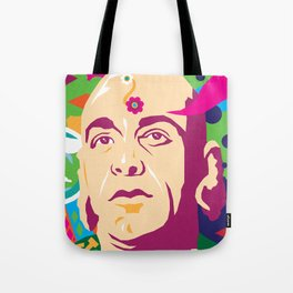 "Star Trek ""The Way to Eden"" Poster Series :: Vision Tote Bag"
