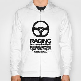 Racing Quotes Hoody