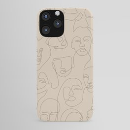 She's Beige iPhone Case