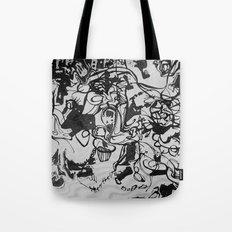 liquid journal Tote Bag