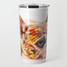 French Bulldog Cute Pet Travel Mug