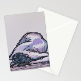 Model Study 2 Stationery Cards