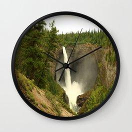 Helmcken Falls Wall Clock