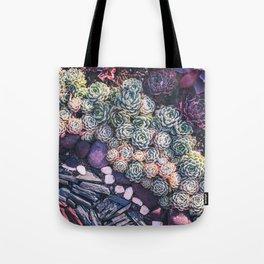 Patterns Tote Bag
