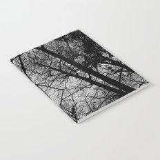 Trees at Mottisfont Notebook