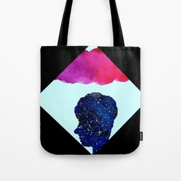 Stars in our Heads Tote Bag