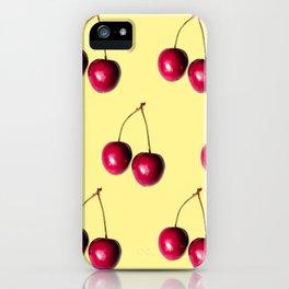 Cherry bomb iPhone Case