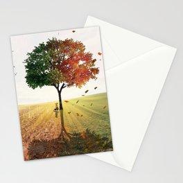 Two Seasons by GEN Z Stationery Cards