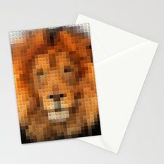 Lego Lion Stationery Cards