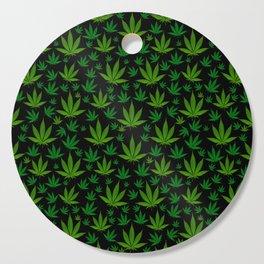 Infinite Weed Cutting Board