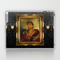 Patrick Swayze - replaceface Laptop & iPad Skin
