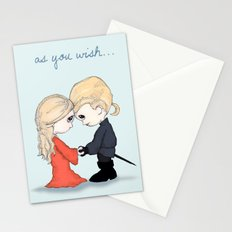 Princess Moments Stationery Cards