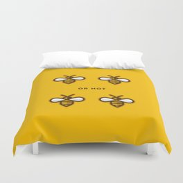To Be or Not To Be - Bee Cool Gift Exclusive Design Duvet Cover