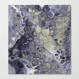 Shadowy Cells Canvas Print