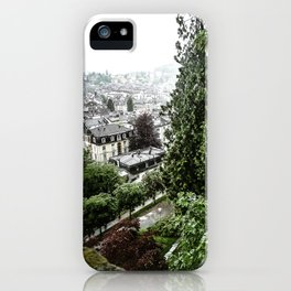 European View iPhone Case