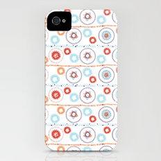 Kaleidoscope Stripes Slim Case iPhone (4, 4s)
