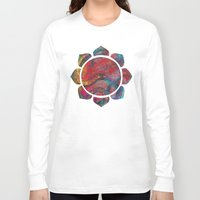 chinese Long Sleeve T-shirts featuring Chinese Dragon  by jbjart