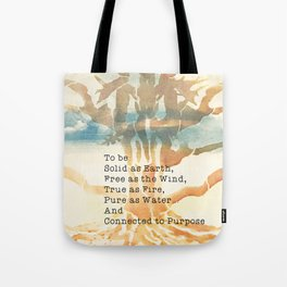 The Faerie Code Tote Bag