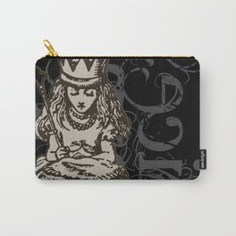 Alice as Queen Carry-All Pouch