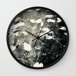 Afternoon River Wall Clock