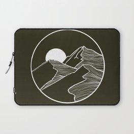 Mountain Sketch Artwork Laptop Sleeve