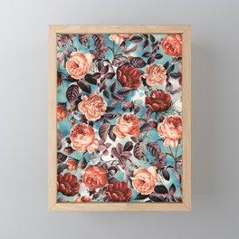 Summer Botanical Garden VI Framed Mini Art Print