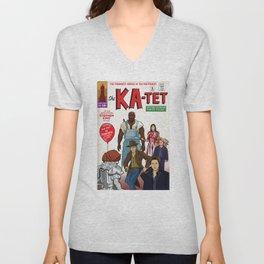 The Ka-Tet comic book cover Unisex V-Neck